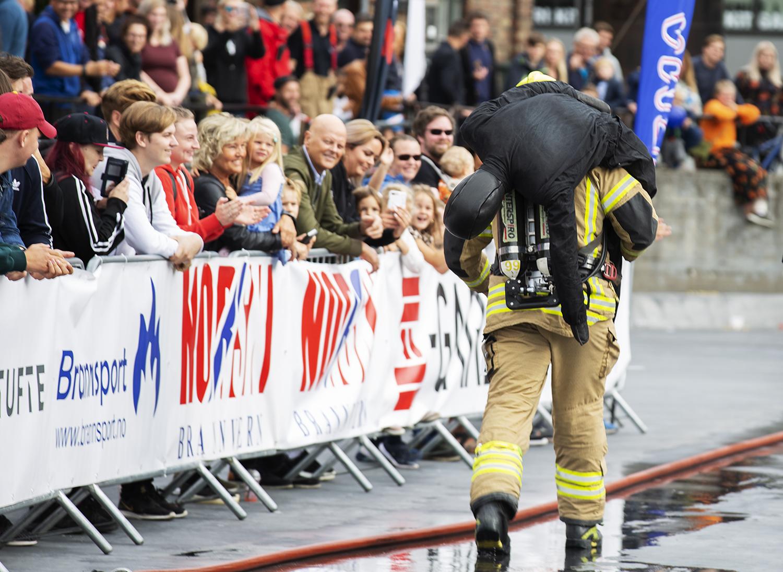Vellykket testløp i Trondheim