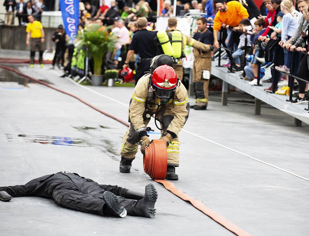 Brannsport-NM som folkefest utgår i 2021